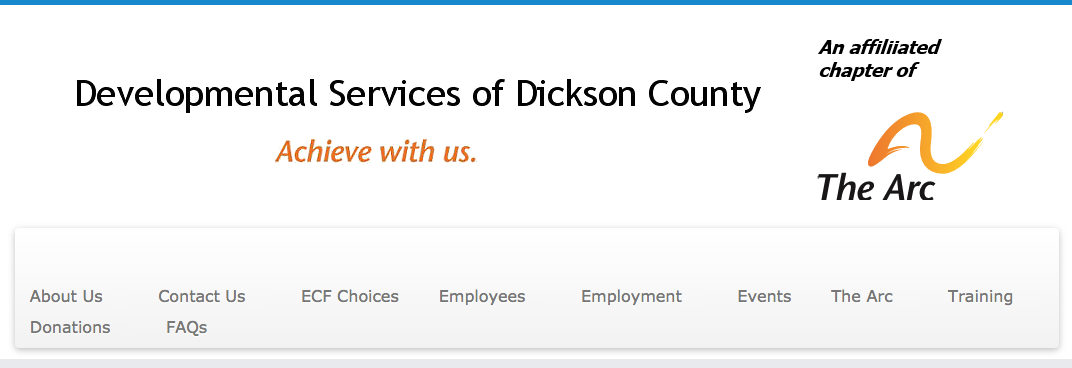 Developmental Services of Dickson County